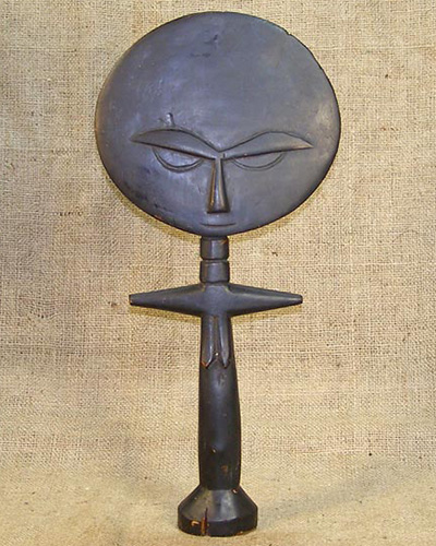 African Artwork from the Ashanti Tribe - African Antique
