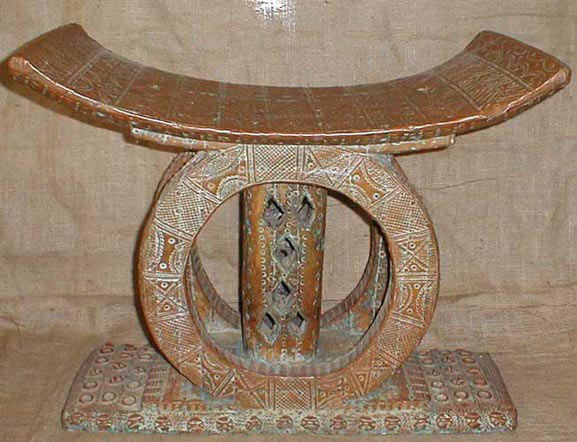 African Art Dealers - Africa Stool