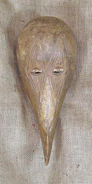 Africa Masks - Baga Mask