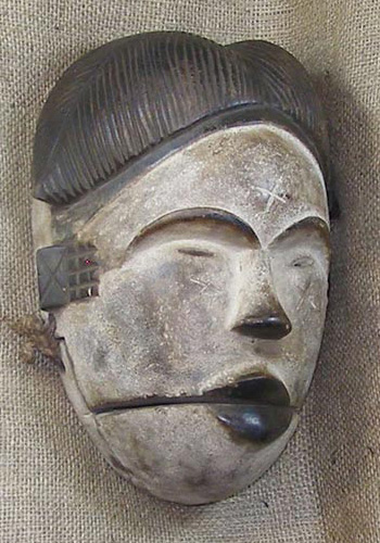 African Artwork from the Bakongo Tribe - African Antique