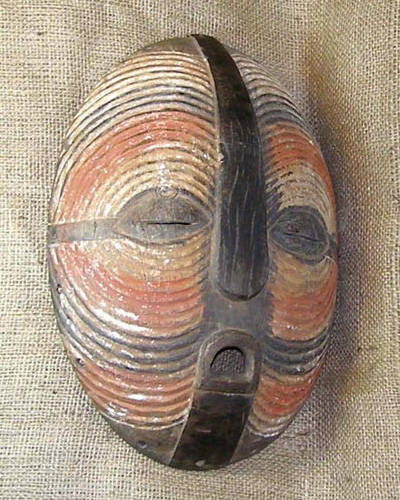 Buy African Art - Baluba Masks