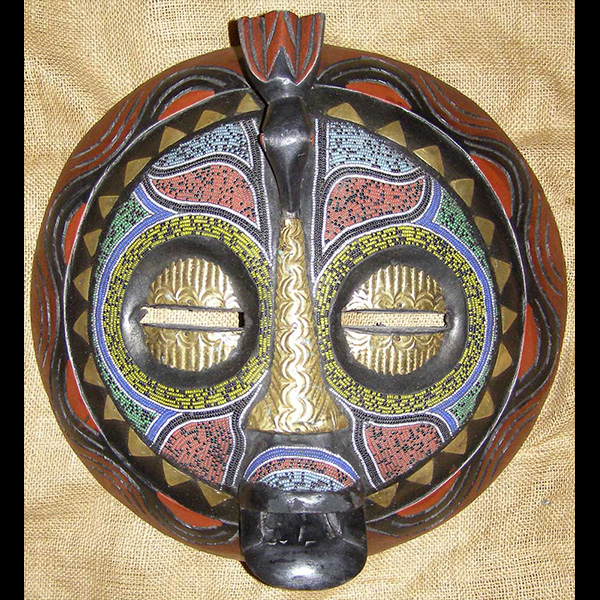 African Artwork from the Baluba Tribe - African Antique