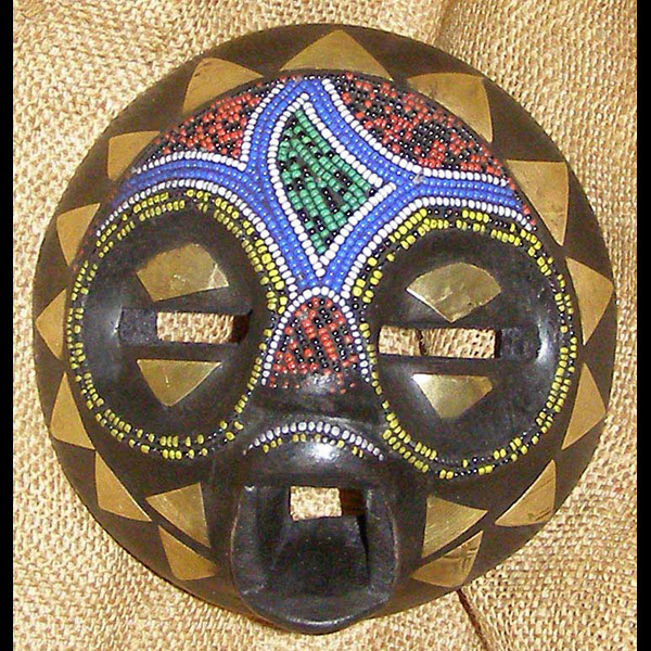 Buy African Art from the Baluba Tribe