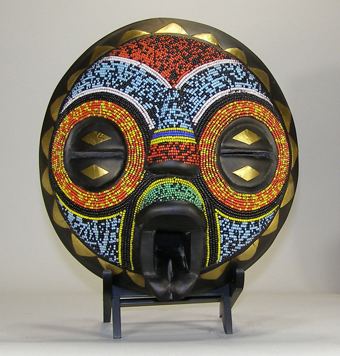 Africa Masks - Balubagrams Mask