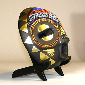 African Artwork from the Balubagrams Tribe - African Antique