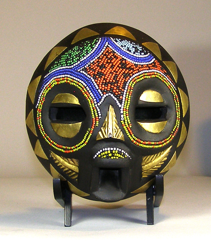 Buy African Art - Balubagrams Masks