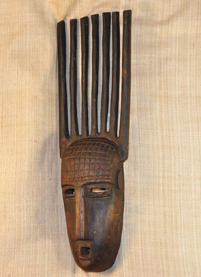 Buy African Art - Bambara Masks