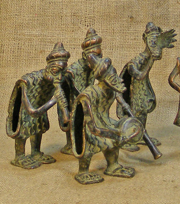 African Art from the Bamileke Tribe