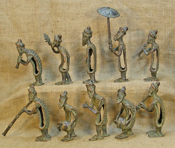 African Art Dealers - Africa Bronze