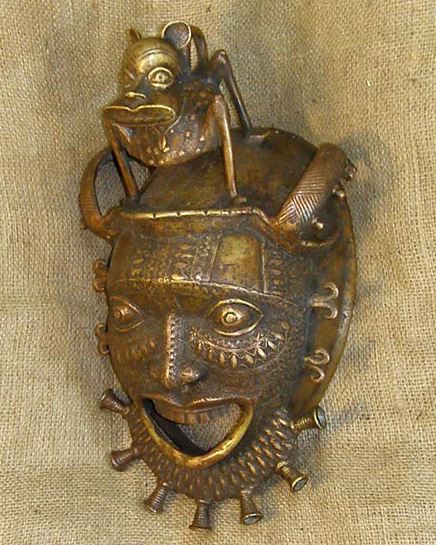 African Artwork from the Bamileke Tribe - African Antique