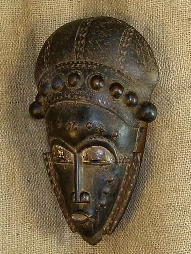 African Antique Masks from GenuineAfrica.com