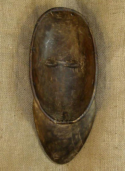 African Artwork from the Baule Tribe - African Antique