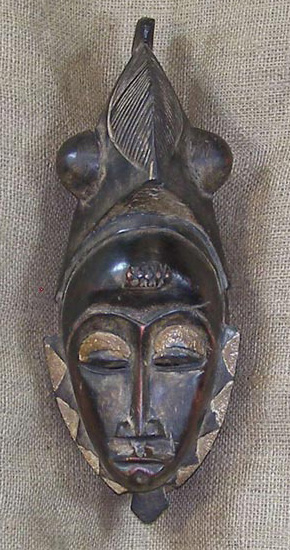 Buy African Art - Baule Masks
