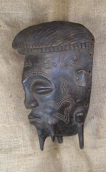 African Artwork from the Benalua Tribe - African Antique