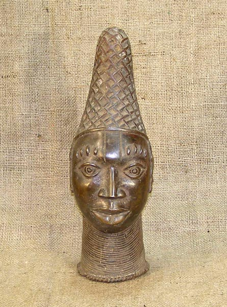 African Decor - Africa Bronze