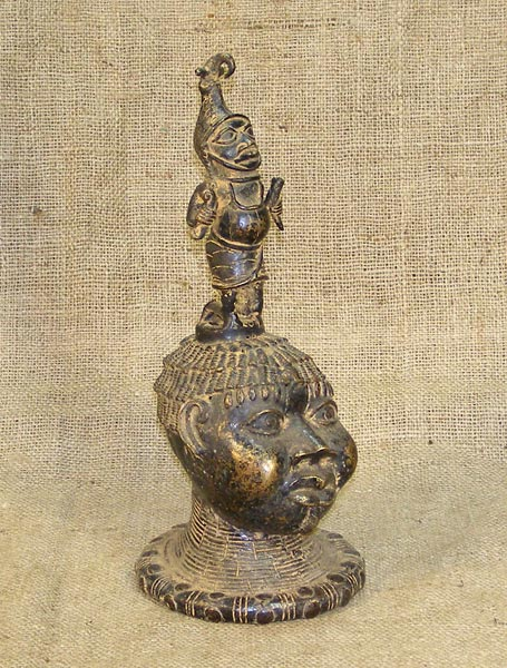African Artwork from the Benin Tribe - African Antique