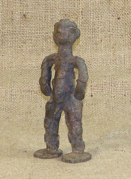 Tribal African Bronzes from the Benin