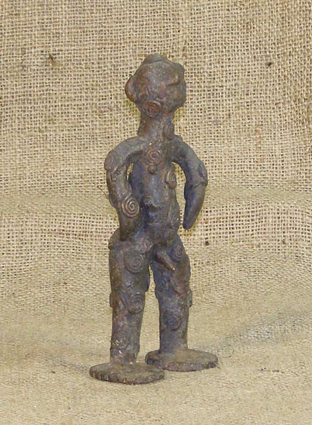 African Traditional art from the Benin Tribe - African Bronze