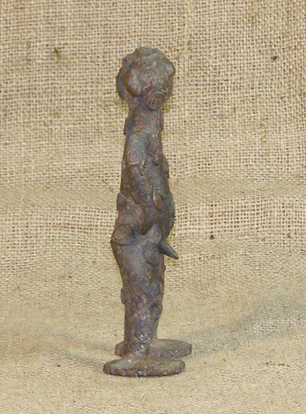 African Antique Bronzes from GenuineAfrica.com