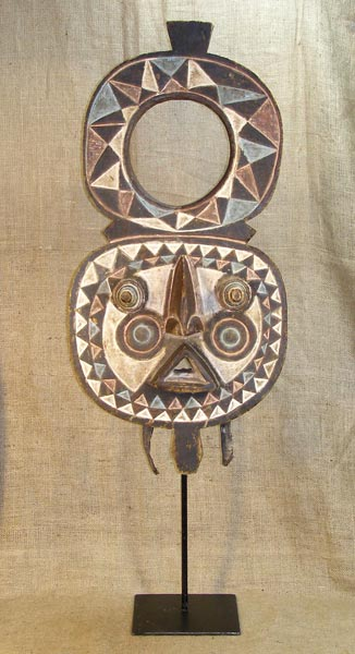 Tribal African Masks from the Bobo