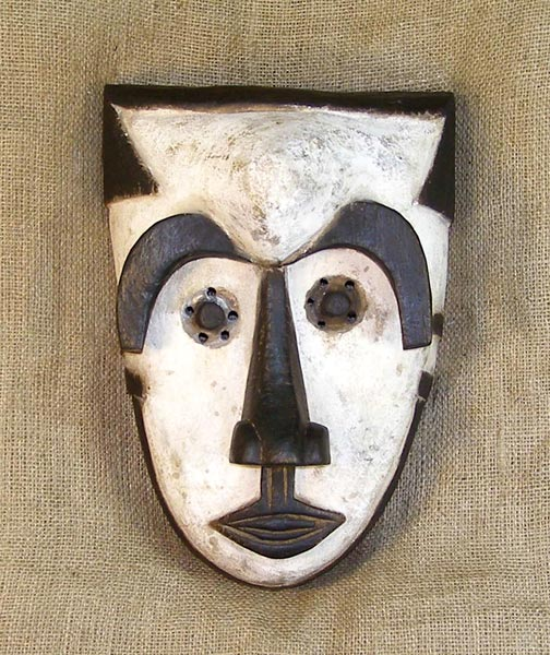 Africa Masks - Bulu Mask