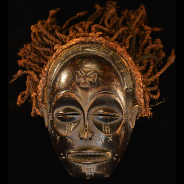 Buy African Art - Chokwe Masks