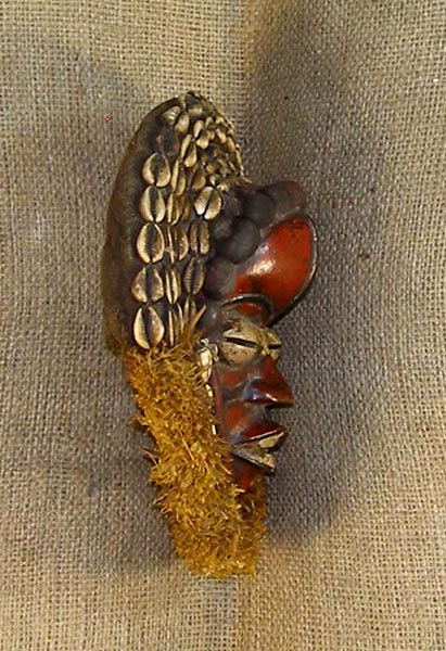 African Artwork from the Dan Tribe - African Antique