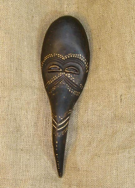 Tribal African Masks from the Dan