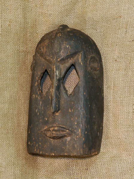 African Dogon Mask and African Sculptures