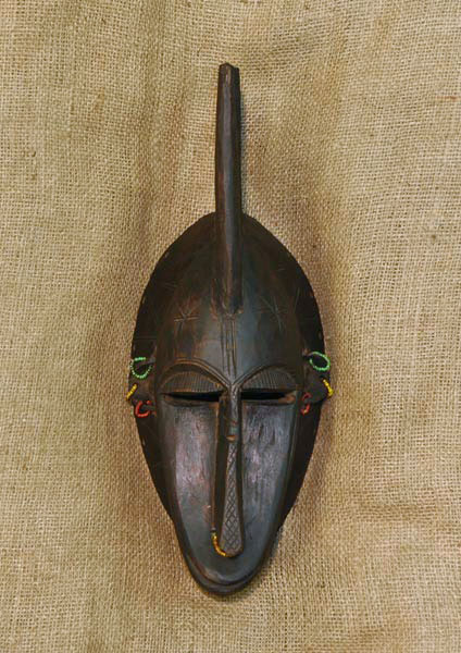 Tribal African Masks from the Dogon