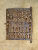 African Doors - Dogon Door 3