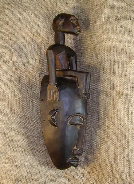 Africian Mask from the Dogon Tribe of Mali and Burkina Faso