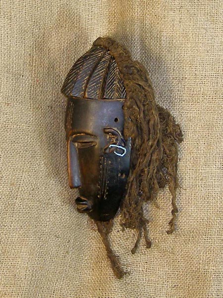 African Traditional art from the Dogon Tribe - African Mask