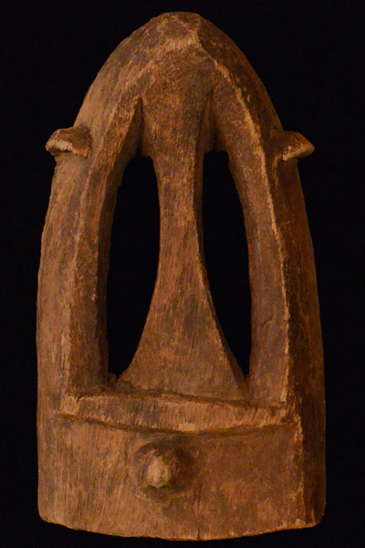 African Dogon Dege Mask 61 - Front