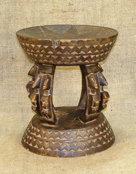 African Artwork from the Dogon Tribe - African Antique
