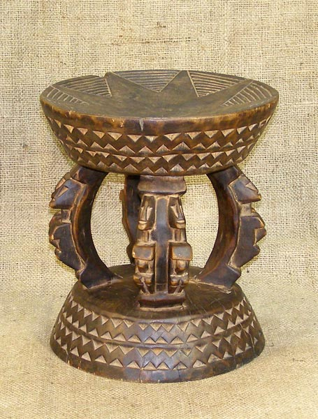 Ancient African Art Forms - Africa Stools