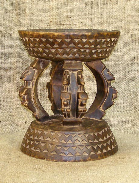 Buy African Art - Dogon Stools