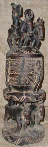 Ancient African Art Forms - Africa Pots