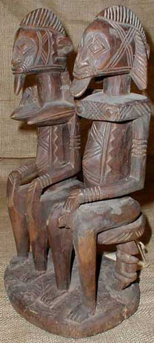 Tribal African Statues from the Dogon