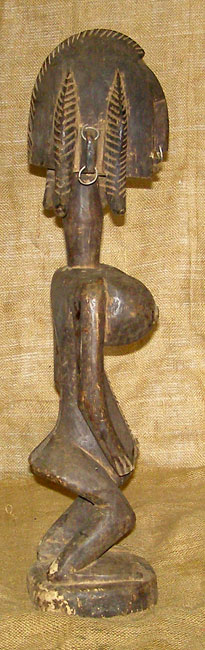 African Dogon Statue and African Sculptures