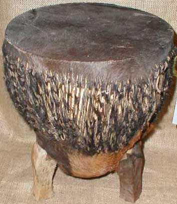 African Drum from the Various Tribe of All regions of Africa