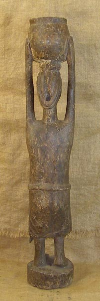 African Statue from the Ewe Tribe of Ghana