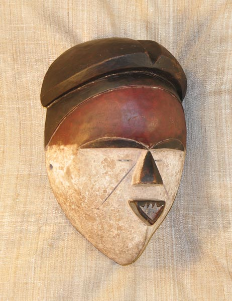 Africa Masks - Fang Mask