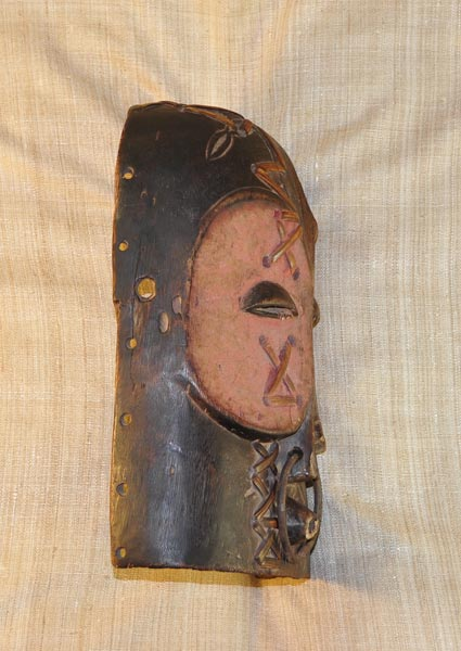 African Traditional art from the Fang Tribe - African Mask
