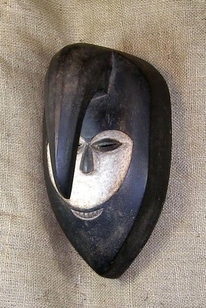Tribal African Masks from the Fang