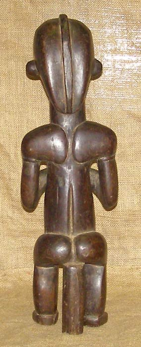 African Decor - Africa Statue