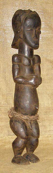 Buy African Art - Fang Statues