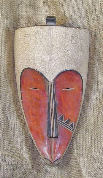 African Artwork from the Fang Tribe