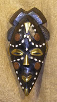 African Masks - Fang Mask 10