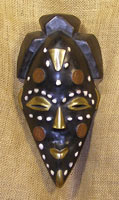 African Masks - Fang Mask 16